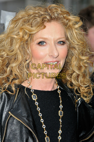 KELLY HOPPEN.Kelly Hoppen book launch party for 'Kelly Hoppen Ideas' at Beach Blanket Babylon, London, England. .April 4th, 2011.headshot portrait black necklace .CAP/CAS.©Bob Cass/Capital Pictures.