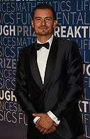 MOUNTAIN VIEW, CA - NOVEMBER 04: Orlando Bloom attends the 2019 Breakthrough Prize at NASA Ames Research Center on November 4, 2018 in Mountain View, California. <br /> CAP/MPI/SPA<br /> &copy;SPA/MPI/Capital Pictures
