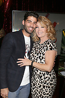 LOS ANGELES - FEB 20:  Jason Canela, Melody Thomas Scott at the Melody Thomas Scott Celebrates 40 Years on Y&R Event at CBS Television City on February 20, 2019 in Los Angeles, CA