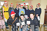 Arus Mhuire Party: Three students from Listowel Community College PlC performing Arts who have released a  new CD of Christmas songs in aid of the college music department and students from 1st, 2nd & 3rd years singing Christmas carols for the residents of Arus Mhuire Retirement Home, Listowel on Tuesday last.Front : Leroy Thomas, John Crowley & Garry O'Carroll. Back : Karen Lennon, Music teacher, Meagan Fealy, Sabrina Loughnane, Louise Crowley, Shauna Brouder, Imelda O'Connor, Danielle Foley, Zoe O'Gorman & Lucy Shine.