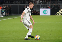 Lukas Klostermann (Deutschland Germany) - 09.10.2019: Deutschland vs. Argentinien, Signal Iduna Park, Freunschaftsspiel<br /> DISCLAIMER: DFB regulations prohibit any use of photographs as image sequences and/or quasi-video.