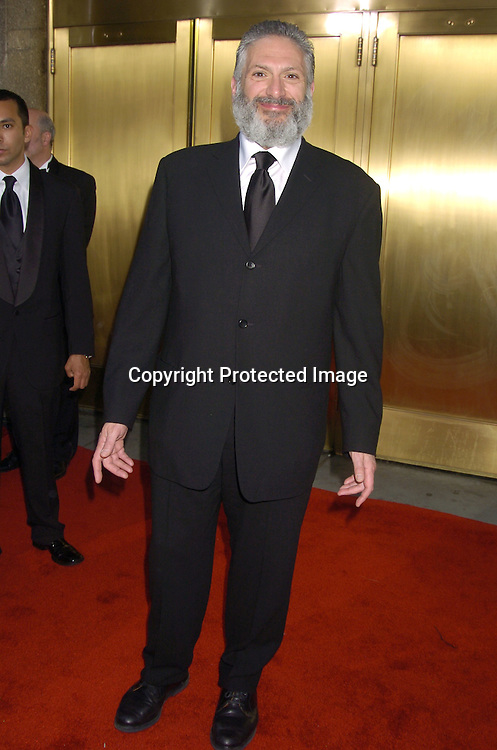 Harvery Fierstein..arriving at the 59th Annual Tony Awards on June 5, 2005 at ..Radio City Music Hall. ..Photo by Robin Platzer, Twin Images