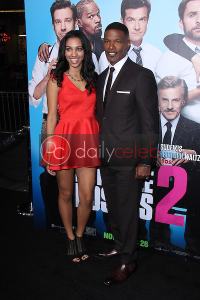 Jamie Fox, daughter<br />
