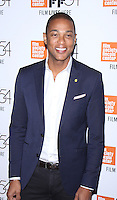 "NEW YORK, NY-September 30:Don Lemon at 54th New York Film Festival - Opening Night Gala Presentation And ""13th"" World Premiere at Alice Tully Hall at Lincoln Center in New York. September 30, 2016. Credit:RW/MediaPunch"