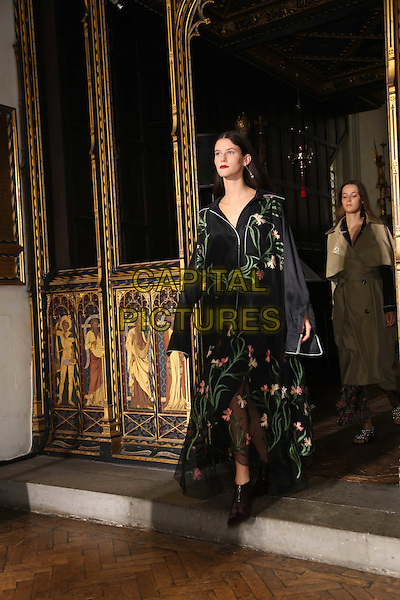 Sharon Wauchob<br /> London Fashion Week, Ready to Wear, FW17<br /> on September 19, 2016<br /> CAP/GOL<br /> &copy;GOL/Capital Pictures