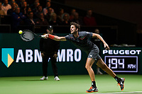 Rotterdam, The Netherlands, 16 Februari, 2018, ABNAMRO World Tennis Tournament, Ahoy, Tennis, Robin Haase (NED)<br /> <br /> Photo: www.tennisimages.com
