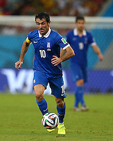 Georgios Karagounis of Greece