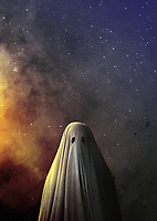 A Ghost Story (2017)<br /> Promotional art<br /> *Filmstill - Editorial Use Only*<br /> CAP/RFS<br /> Image supplied by Capital Pictures