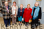 Enjoying the Lixnaw Senior Citizens party in the Rose Hotel on Sunday.L-r, Maureen Quilter, Maureen Silles, Mary Heaphy, Lil Keane and Mary Stack.