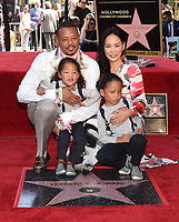 9/24/19: Terrence Howard Hollywood Star Ceremony