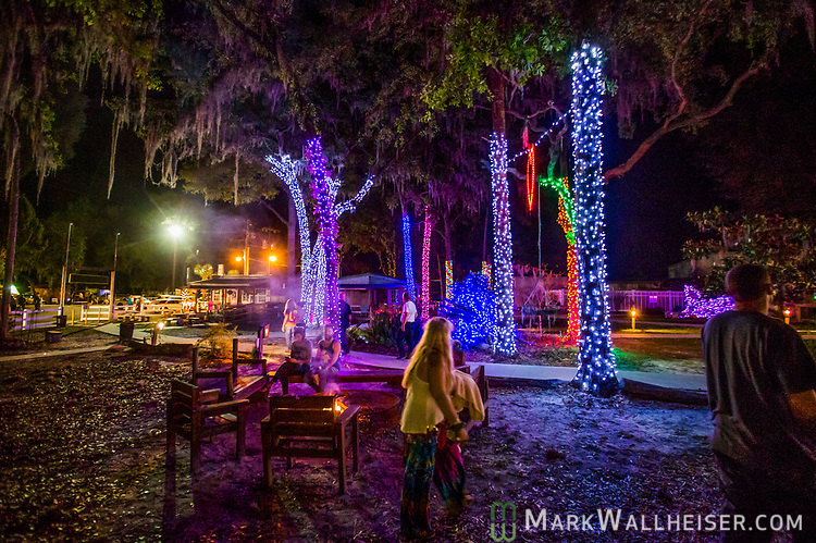on Wednesday night to open the 2017 Wanee Festival at the Spirit of the Suwannee Music Park in Live Oak, Florida.