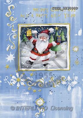 Isabella, CHRISTMAS SANTA, SNOWMAN, paintings(ITKE523098,#X#) Weihnachtsmänner, Schneemänner, Weihnachen, Papá Noel, muñecos de nieve, Navidad, illustrations, pinturas