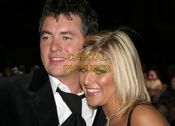 SHANE RICHIE & PARTNER.National Television Awards, Royal Albert Hall.www.capitalpictures.com.sales@capitalpictures.com.© Capital Pictures.
