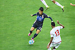 Takashi Usami (JPN), <br /> SEPTEMBER 1, 2016 - Football / Soccer : <br /> FIFA World Cup Russia 2018 Asian Qualifier <br /> Final Round Group B <br /> between Japan 1-2 United Arab Emirates <br /> at Saitama Stadium 2002, Saitama, Japan. <br /> (Photo by YUTAKA/AFLO SPORT)