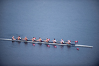 Sarasota. Florida USA. &quot;Sharp Maples on the Oars/Blades and slight movement in the athletes bodies&quot;. Silver Medalist. CAN W8+. training before the Sunday Final's Day programme starts.  2017 World Rowing Championships, Nathan Benderson Park<br /> <br /> Sunday  01.10.17   <br /> <br /> [Mandatory Credit. Peter SPURRIER/Intersport Images].<br /> <br /> <br /> NIKON CORPORATION -  NIKON D4S  lens  VR Zoom 70-200mm f/2.8G IF-ED mm. 400 ISO 1/80/sec. f 2.8