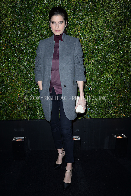 WWW.ACEPIXS.COM<br /> April 20, 2015 New York City<br /> <br /> Lake Bell attend the 2015 Tribeca Film Festival CHANEL Artists Dinner at Balthazer on April 20, 2015 in New York City.<br /> <br /> Please byline: Kristin Callahan/AcePictures<br /> <br /> ACEPIXS.COM<br /> <br /> Tel: (646) 769 0430<br /> e-mail: info@acepixs.com<br /> web: http://www.acepixs.com
