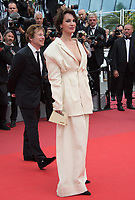 Jeanne Balibar at the premiere for &quot;Loveless&quot; at the 70th Festival de Cannes, Cannes, France. 18 May  2017<br /> Picture: Paul Smith/Featureflash/SilverHub 0208 004 5359 sales@silverhubmedia.com