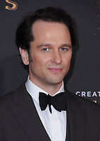 10 September  2017 - Los Angeles, California - Matthew Rhys. 2017 Creative Arts Emmys - Arrivals held at Microsoft Theatre L.A. Live in Los Angeles. <br /> CAP/ADM/BT<br /> &copy;BT/ADM/Capital Pictures