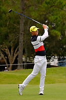 Cameron John (AUS) on the 3rd fairway during round 2 of the Australian PGA Championship at  RACV Royal Pines Resort, Gold Coast, Queensland, Australia. 20/12/2019.<br /> Picture TJ Caffrey / Golffile.ie<br /> <br /> All photo usage must carry mandatory copyright credit (© Golffile | TJ Caffrey)