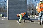 Wesley Woods Concrete Pouring Job Site Photography   Corna-Kokosing
