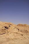 Hurkanya in the Judean desert