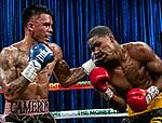 Boxing Hunter vs Krael Sams Town
