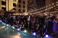 SAN DIEGO - JULY 20:  National Geographic's & Nerd Nite's SDCC Party at the Solamar Terrace & Pool on July 20, 2019 in San Diego, California. (Photo by Scott Kirkland/National Geographic/PictureGroup)