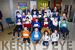 On Saturday IT Tralee Coder Dojo Awards were presented and included in picture are Dr Oliver Murphy (President IT Tralee), Sean ryan (CEO Aspen Solutions) and John Walsh (Dept of Computing ITT).