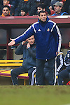 Manager of Sunderland, Gus Poyet - Bradford City vs. Sunderland - FA Cup Fifth Round - Valley Parade - Bradford - 15/02/2015 Pic Philip Oldham/Sportimage