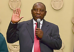 New South African President - Cyril Ramaphosa