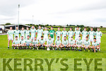The St Kierans team that defeated  South Kerry in the u21 County Championship s/f in Killorglin on Wednesday evening