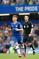 Billy Gilmour of Chelsea seen during the Premier League match between Chelsea and Sheff United at Stamford Bridge, London, England on 31 August 2019. Photo by Carlton Myrie / PRiME Media Images.
