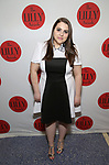 Beanie Feldstein attends the The Lilly Awards  at Playwrights Horizons on May 22, 2017 in New York City.