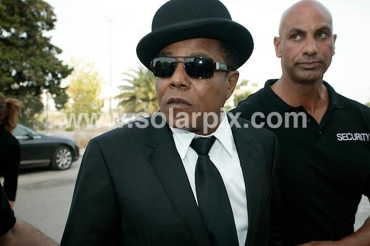 **ALL ROUND PICTURES FROM SOLARPIX.COM**.**WORLDWIDE SYNDICATION RIGHTS**.Michael Jackson's brother Tito Jackson giving a press conference his Motown 50 year anniversary tour in at Novelli's Restaurant in Marbella Spain..This pic:Tito Jackson..JOB REF: 9552       MTN       DATE:21.07.09.**MUST CREDIT SOLARPIX.COM OR DOUBLE FEE WILL BE CHARGED**.**ONLINE USAGE FEE  GBP 50.00 PER PICTURE - NOTIFICATION OF USAGE TO PHOTO @ SOLARPIX.COM**.**CALL SOLARPIX : +34 952 811 768 or LOW RATE FROM UK 0844 617 7637**