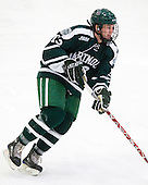 Mark Goggin (Dartmouth - 13) - The Harvard University Crimson defeated the Dartmouth College Big Green 4-1 (EN) on Monday, January 18, 2010, at Bright Hockey Center in Cambridge, Massachusetts.