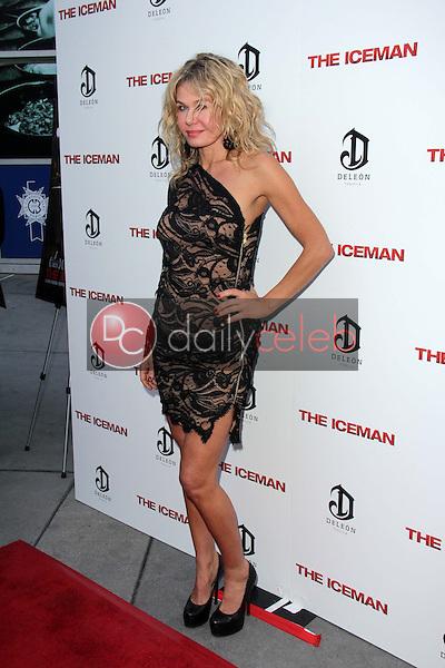 "Katarzyna Wolejnio<br /> at ""The Iceman"" Red Carpet, Arclight Theater, Hollywood, CA 04-22-13<br /> David Edwards/DailyCeleb.Com 818-249-4998"