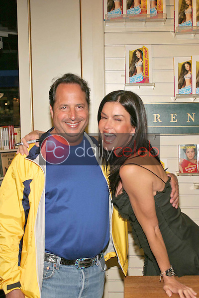 Jon Lovitz and Janice Dickinson