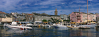Europe/France/Corse/2B/Haute-Corse/Cap Corse/Nebbio/Saint-Florent : Le port