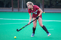 Stanford, CA:  Stanford Women's Field Hockey team fall 1-2 in overtime of the season opener at the Varsity Turf, September 1, 2018.