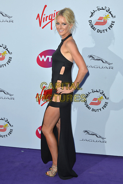 Urszula Radwanska<br /> attending the WTA Pre-Wimbledon Party at  The Roof Gardens, Kensington, London England 25th June 2015.<br /> CAP/PL<br /> &copy;Phil Loftus/Capital Pictures