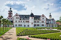 Germany, Thuringia, Ohrdruf: Ehrenstein Castle | Deutschland, Thueringen, Ohrdruf: Schloss Ehrenstein