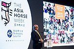 The Asia Horse Week session 2018 for the Longines Masters of Hong Kong at AsiaWorld-Expo on 10 February 2018, in Hong Kong, Hong Kong. Photo by Chun Kit Cheng / Power Sport Images