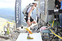 Race number 48 - Gjermund Nordskar - Sunday Norseman Xtreme Tri 2012 - Norway - photo by chris royle / boxingheaven@gmail.com