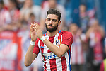 Yannick Ferreira Carrasco of Atletico de Madrid reacts during their La Liga match between Atletico de Madrid vs Athletic de Bilbao at the Estadio Vicente Calderon on 21 May 2017 in Madrid, Spain. Photo by Diego Gonzalez Souto / Power Sport Images