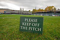 A general view of The Recreation Ground, home of Bath Rugby<br /> <br /> Photographer Bob Bradford/CameraSport<br /> <br /> European Rugby Champions Cup - Bath Rugby v Toulouse - Saturday 13th October 2018 - The Recreation Ground - Bath<br /> <br /> World Copyright &copy; 2018 CameraSport. All rights reserved. 43 Linden Ave. Countesthorpe. Leicester. England. LE8 5PG - Tel: +44 (0) 116 277 4147 - admin@camerasport.com - www.camerasport.com