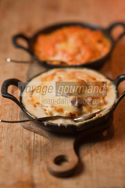 Europe/France/Rhône-Alpes/74/Haute-Savoie/La Clusaz: Restaurant: Le Chalet du Lac
