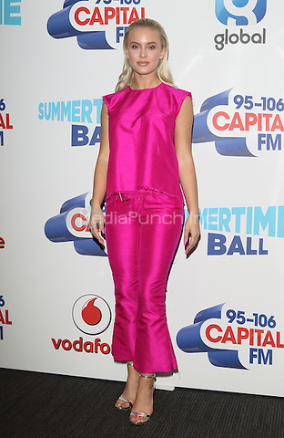 Zara Larsson at Capital&Otilde;s Summertime Ball with Vodafone at Wembley Stadium, London on June 11th 2016<br /> CAP/ROS<br /> &copy;Steve Ross/Capital Pictures<br /> Zara Larsson at Capital&rsquo;s Summertime Ball with Vodafone at Wembley Stadium, London on June 11th 2016<br /> CAP/ROS<br /> &copy;Steve Ross/Capital Pictures /MediaPunch ***NORTH AND SOUTH AMERIcAS ONLY***