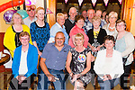 Pauline Fitzmaurice from Rathannane Tralee celebrating her 50th with friends and family on Saturday night at Stokers Lodge