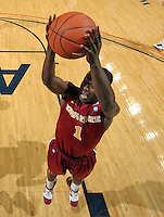 Dec. 30, 2010; Charlottesville, VA, USA; Iowa State Cyclones beat the Virginia Cavaliers 60-47 at the John Paul Jones Arena. Mandatory Credit: Andrew Shurtleff
