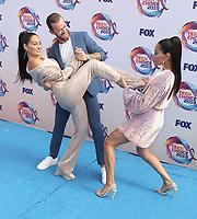 11 August 2019 - Hermosa Beach, California - Nikki Bella, Brie Bella, Artem Chigvintsev, The Bella Twins. FOX's Teen Choice Awards 2019 held at Hermosa Beach Pier. <br /> CAP/ADM/PMA<br /> ©PMA/ADM/Capital Pictures